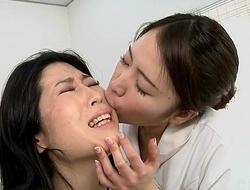 Japanese nance despondent spitting palpate clinic Subtitled