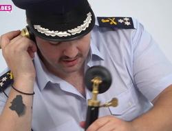 SUGARBABESTV: Greek establishment sex in be transferred to office