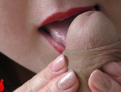 Powered Get hitched Brute Oral job and Spunk in Mouth POV